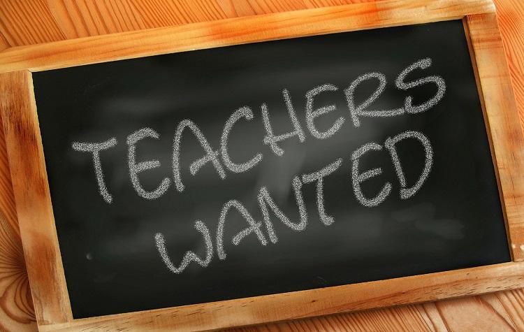 teacher-wanted