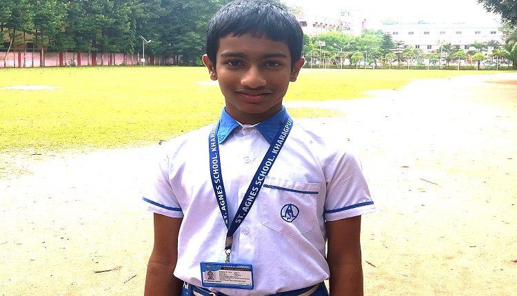 Archisman Nandy-School Image