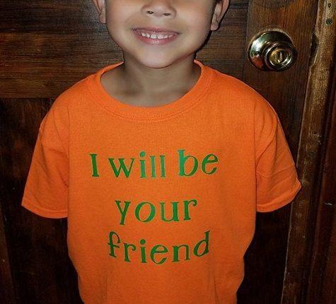 anti-bullying child