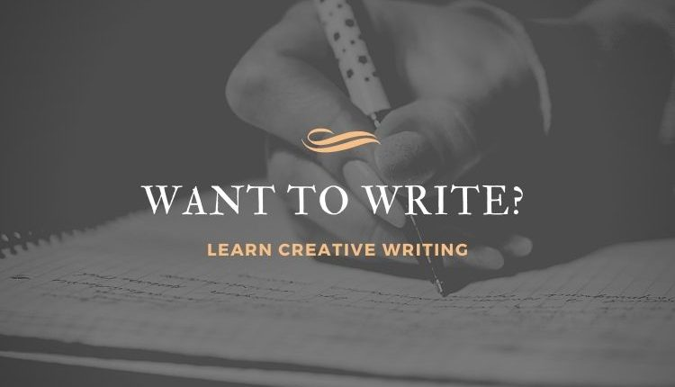 learn creative writing_
