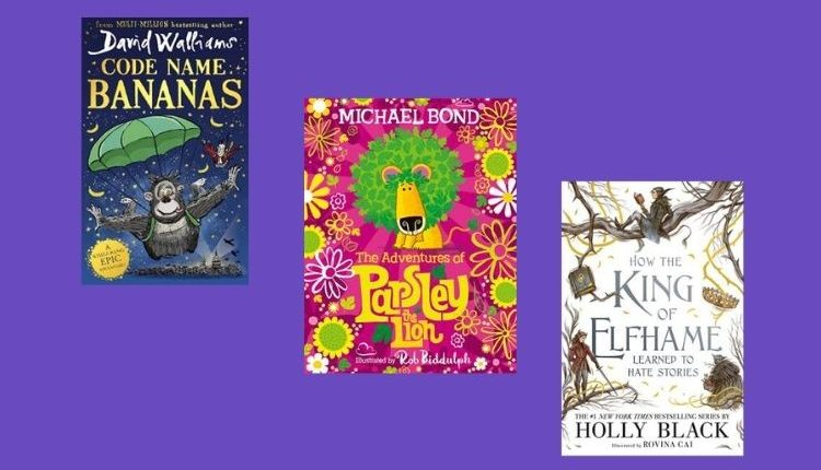 HarperCollins Book Releases